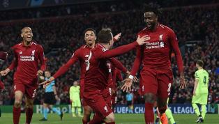 Humilié parBarceloneau match aller (3-0), Liverpool a réussi une improbable remontada grâce à des doublés deDivock Origi et de Georginio Wijnaldum (4-0)....