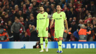 Barcelona midfielder Sergio Busquets has said his side's Champions League semi-final second legimplosion at Anfield has had a lasting effect on the Barcelona...