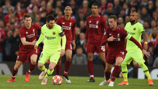 hirt ​Liverpool captain Jordan Henderson has revealed what it was like to play against Lionel Messi for the first time, during the Reds' Champions League...