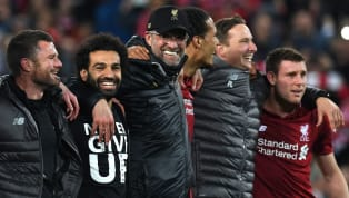 Liverpool manager Jurgen Klopp has revealed how it felt to be in the dugout as the Reds fought back from a 3-0 deficit against Barcelona in last season's...