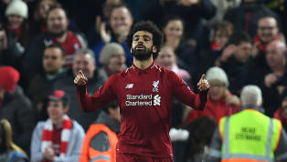 Heartwarming Video of Anfield Fan's Celebration After Salah's Goal Goes Viral