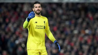 ​Liverpool goalkeeper Alisson is fast becoming an Anfield hero after another fine save, this time in the dying minutes against Napoli on Tuesday night,...