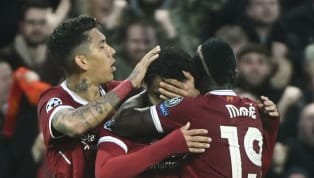 arts ​Liverpool's trio of Sadio Mane, Mohamed Salah and Roberto Firmino all scored on Wednesday night as the club secured their passage into the Champions...
