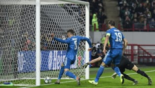 ​Juventus midfielder Aaron Ramsey has revealed he apologised to Cristiano Ronaldo for stealing what would have been another record-breaking goal for the...