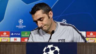 Ernesto Valverde compareció en la rueda de prensa previa al partido de Champions League que enfrentará mañana alFC Barcelonacontra el Olympique de Lyon....