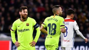 Barcelona bị Olympique Lyon cầm hòa 0-0 trong ngày mà hàng công của đội bóng Catalan chẳng thể một lần khoan thủng khung thành đội chủ nhà. Sau đây là phần...