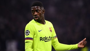 Barcelona are set to welcome Ousmane Dembele back from injury for their Champions League clash against Manchester United on Wednesday. The 21-year-old has...