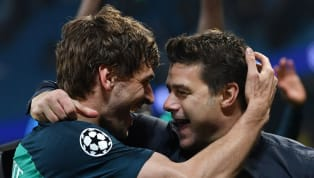 """Tottenham Hotspurmanager, Mauricio Pochettino, has hailed his side as """"heroes"""" following their famous quarter-final win overManchester Cityin the UEFA..."""
