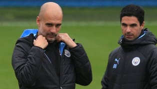 Manchester City manager Pep Guardiola has confirmed that Arsenal have not made an approach to appoint Mikel Arteta as their new head coach. The former...