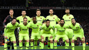 Barcelonaberhasil meraih kemenangan penting sekaligus menginjakkan satu kakinya di babak semifinal saat menyambangi Old Trafford, markasManchester...