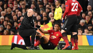 Manchester United winger Anthony Martial has been ruled out of the midweek clash with Crystal Palace, while Marcus Rashford remains a doubt. The Red Devils...