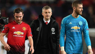 ​David de Gea, Juan Mata and Ander Herrera all feel as though Manchester United have been treating them differently to their English teammates, as rumours of...