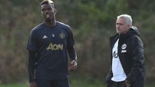 Manchester United Reportedly Tell Paul Pogba That They Wont let him leave in January