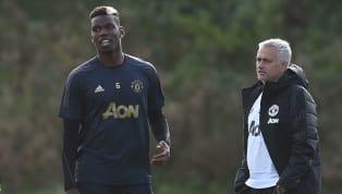 Mourinho gửi thông điệp đến Pogba trước trận đấu gặp Valencia