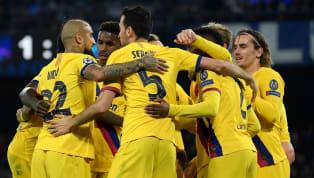 Hoy el Barcelona regresaba a la Champions League en su partido contra el Nápoles en San Paolo. Los azulgrana han sacado una buena renta de San Paolo...