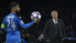 Barcelona coach Quique Setién is pleased with his side's 1-1 draw against Napoli in the first leg of their Champions League last 16 tie, as he is hopeful the...