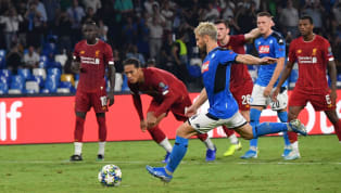 tats Over two months removed from their dramatic meeting on matchday one, Liverpool and Napoli reacquaint themselves in the Champions League on Wednesday...