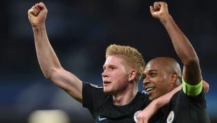 Fit ​Manchester City boss Pep Guardiola has confirmed Kevin De Bruyne and Fernandinho have been passed fit ahead of the side's return to Premier League action...