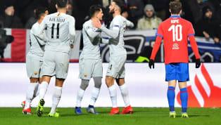 Viktoria Plzen'e 2-1 Mağlup Olan Roma'nın Tek Golü Cengiz Ünder'den Geldi