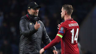 ​Liverpool manager Jurgen Klopp has insisted that his whole team is 'the team of the season' after four Reds stars were named in the PFA Premier League of the...