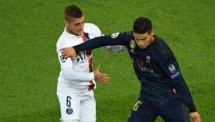 Tiền vệJames Rodriguez lên tiếng khẳng định rằng anh cảm thấy thất vọng, tồi tệ sau trận thua bạc nhược trước PSG. Đêm qua, Real Madrid thua tan tác 0-3...