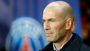 ​Zinedine ZIdane has bemoaned his side's lack of intensity after seeing Real Madrid kick off their Champions League campaign by getting thumped 3-0 at Paris...