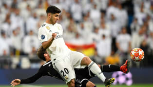  ⚽️ ASENSIO! Real Madrid 1x3 Ajax (@HTE__Sports) pic.twitter.com/TrbFqeGiPX — Siga: @HTE__Sports (@gols_videos19) 5 de marzo de 2019 