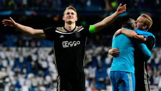 Ajax captainMatthijs de Ligt has been the subject of a €60m transfer offer from La Liga champions Barcelona. The teenage centre-back, who is one of European...