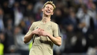 Ajax midfielder Frenkie de Jong has explained that he was given advice by national team coach and former Barcelona starRonald Koeman before agreeing to join...