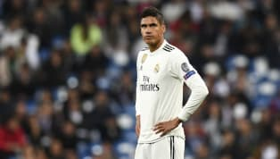 Real Madriddefender, Raphael Varane, has refused to discuss his future at the club amidclaims that the Frenchman is looking for a new adventure away from...