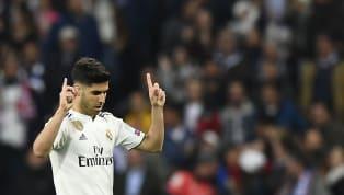 """Alors que les rumeurs l'annonçaient partant durant l'intersaison,Marco Asensio devrait poursuivre l'aventureavec le Real Madrid la saison prochaine. """"Je lui..."""