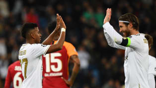 Win Brazilian teenager Rodrygo announced himself on the European stage with a stunning hat-trickas Real Madrid dispatched Galatasaray 6-0 to take a...