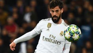 Iscono está pasando por un buen momento. El futbolista del Real Madrid apenas pisa el terreno de juego y, cuando lo hace, no está al nivel que se le debe...