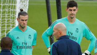 ​Real Madrid goalkeeper Thibaut Courtois has laid down a challenge for Gareth Bale, calling for the Welshman to conduct an interview in Spanish. Bale, who's...
