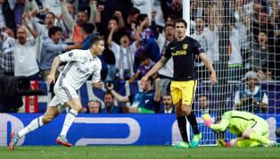 Los increíbles números de Cristiano Ronaldo contra el Atlético de Madrid