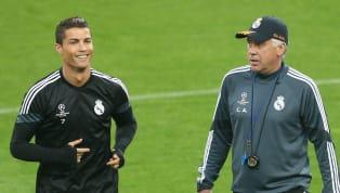 Cristiano Ronaldoe Carlo Ancelotti ancora insieme allaJuventus? Il calciatore bianconero avrebbe fatto la sua scelta: vuole l'allenatore ora al Napoli. I...