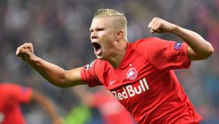 El delantero noruego es el protagonista de esta primera jornada de laChampions Leaguey no es para menos después de debutar en la máxima competición...