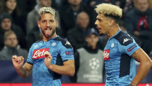 opei Dries Mertens was at his mercurial best on Wednesday night as Napoli secured a hard fought win over RB Salzburg. The first half was enthralling as both...