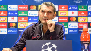 Rueda de prensa de Ernesto Valverde previa al encuentro contra el Slavia de Praga mañana enChampions League. Ha hablado de la derrota ante el Levante, de la...