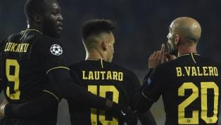 Inter Mailand  📋 | FORMAZIONE Ecco i nostri 11 titolari per #InterSPAL 👇 pic.twitter.com/Aqy82bIwzE — Inter (@Inter) December 1, 2019 SPAL  ⚪️ FORMAZIONE...
