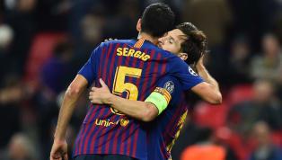 Si esta tarde todo va como debería, Sergio Busquets jugará su partido 100 en Champions League como compañero de Messi. El de Badía es el segundo futbolista...
