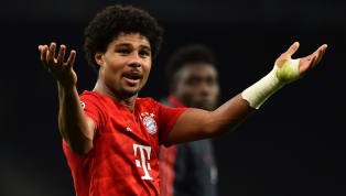 ​Former Arsenal manager Arsene Wenger has claimed that Serge Gnabry was 'manipulated' into leaving the Gunners by Bayern Munich, at a time when the Premier...