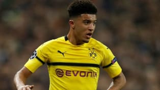 Borussia Dortmund starlet Jadon Sancho joined an exclusive Champions Leagueclub this week, as he became the seventh Englishman in history to line up against...