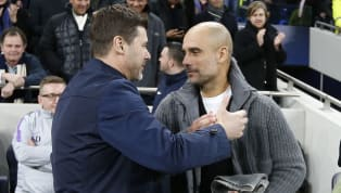 ​Manchester City manager Pep Guardiola has heaped praise on Mauricio Pochettino for the work he has done at ​Tottenham Hotspur during his tenure in North...