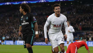 "​England starlet Dele Alli has refused to deny speculation linking him to European heavyweights, by admitting he'd ""never say never to anything"" when quizzed..."