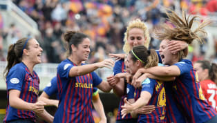 Barcelona Femení will have their own changing room for the first time ever this season. They had previously shared facilities with the men's B team, as well...