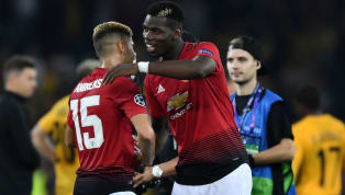 Manchester United midfielder Andreas Pereira has joked that he may hide Paul Pogba's phone in order to prevent the star Frenchman from leaving Old Trafford...