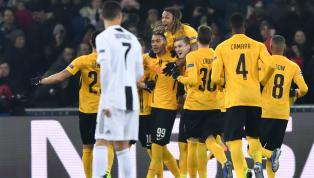 VIDEO: GOL! Juventus Ketinggalan 0-1 dari Young Boys