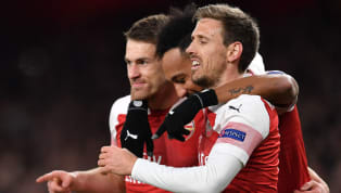 Arsenalprend une belle option dans ce quart de finale aller à l'Emirates Stadium. Dans une première période clairement londonienne, c'est bien les Gunners...