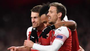 Nelle gare di andata dei quarti di finale di Europa League l'Arsenal batte il Napoli per 2-0. Il Chelsea di Sarri supera 0-1 in trasferta lo Slavia Praga....